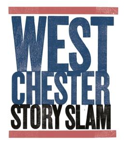 West Chester Story Slam logo
