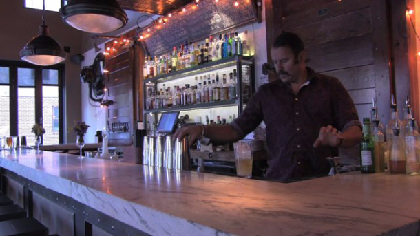 Jerry's Bar - Main Bar (Photo Credit: Matt Cassidy)