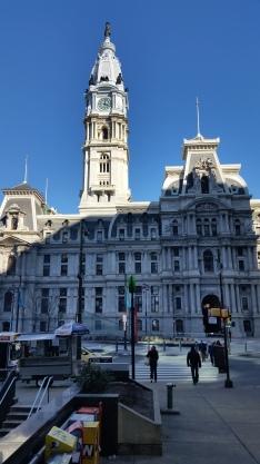 Philadelphia City Hall. (Photo Credit: Matt Cassidy)