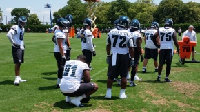 Photo Gallery: Philadelphia Eagles OTA (June 9)